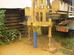 Бурение на воду Томск стоимость бурения скважины на воду