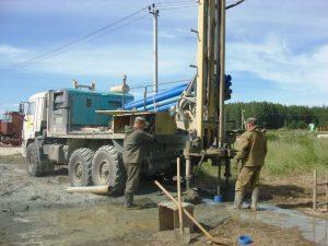 Бурение скважин Томск пробурить скважину цена