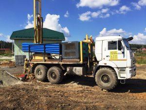 Бурение скважин Томск цена от компании ГлавБур стоимость