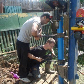 Бурение скважин на воду в Томске